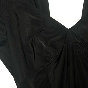 NAME BRAND UNIQUE MATERIAL DRESS WORN ONE TIME!